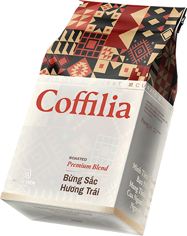 Brilliant Fruit Flavor Coffilia