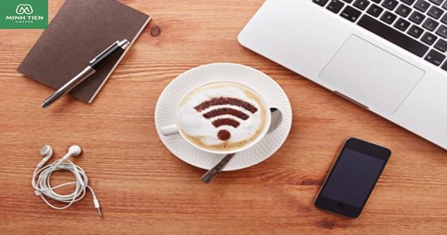 setup quan cafe