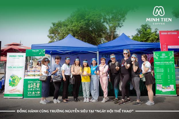 Minh Tien Coffee