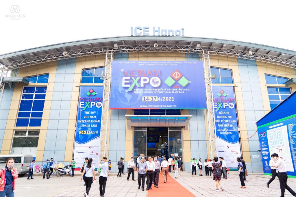 hội chợ expo vietnam 2021